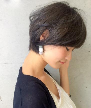大人気♪大人女性ショートヘア